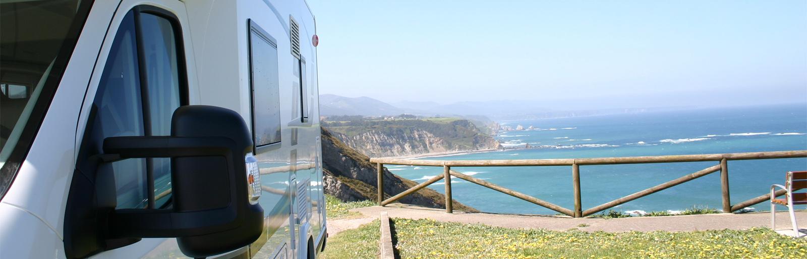 Alquilar autocaravanas en Asturias